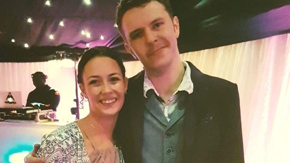 Nicole Smallman and Ieuan Ledger
