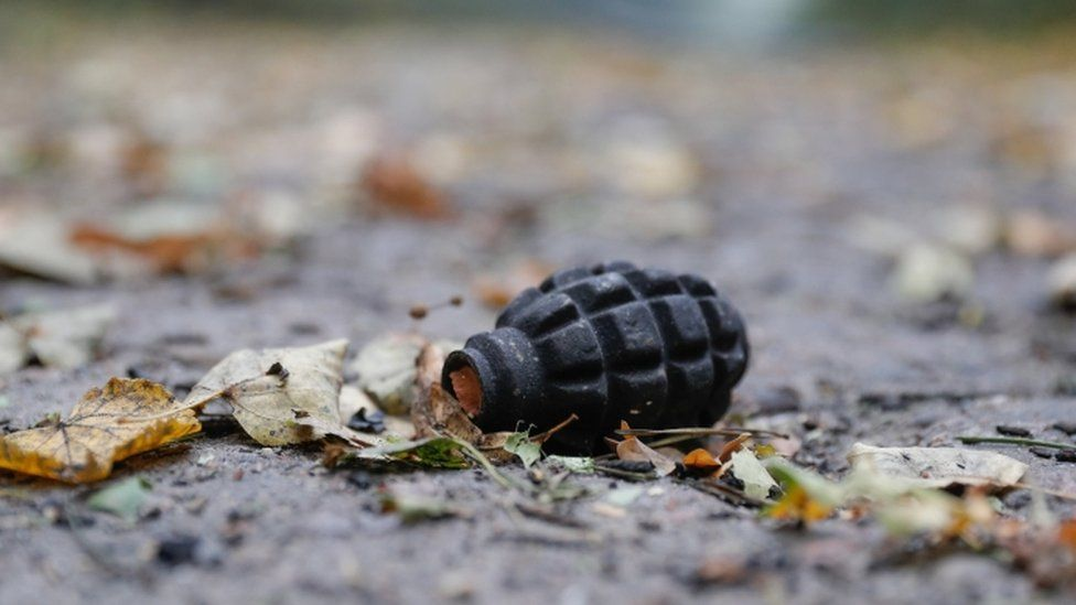 WATCH: Meanwhile In Ukraine: Dude Started A Fight, Got Rocked Then Dropped A Grenade Injuring 5 People!