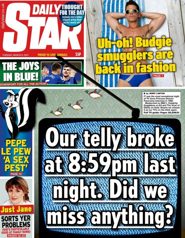 The Daily Star 9 March