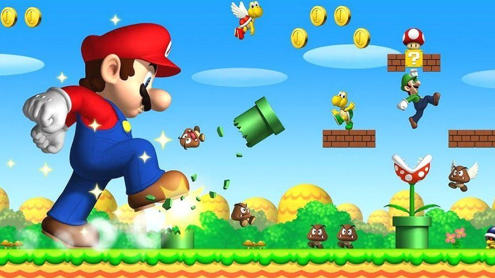 Download Super Mario Bros – Nintendo iso PPSSPP Game