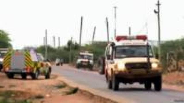 Garissa ambulance