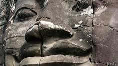 Angkor rostro