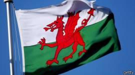 Bandera galesa