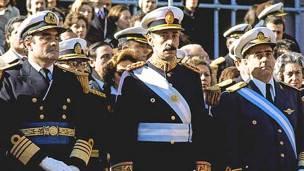 Junat militar argentina