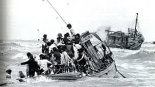 Thuyền nhân Việt Nam