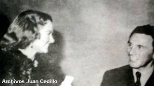Hilda Krueger, actriz acusada de espiar para el gobierno de Hitler