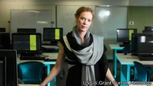La profesora Melissa Knothe y su universidad se apoyaron en la empresa de medición óptica Zeiss y los algoritmos de Google Maps.