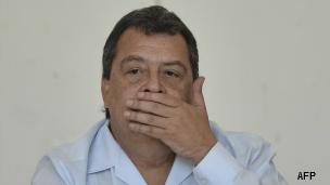 Ángel Aguirre, exgobernador de Guerrero.