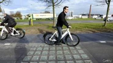 Paneles solares en Holanda