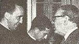 Borges y Francisco