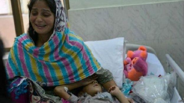 इरम शहज़ादी, महिला, पाकिस्तान प्रशासित कश्मीर