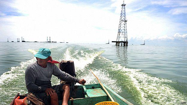 Torres petroleras venezolanas