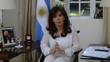 CFK en un mensaje tras la muerte de Nisman
