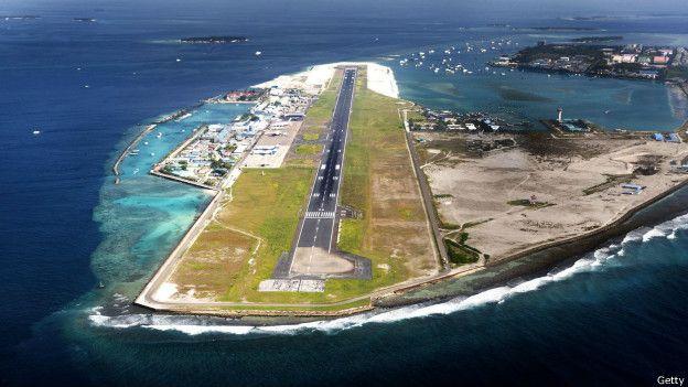 Aeropuerto internacional de Male