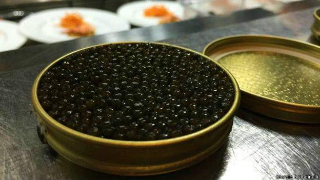Caviar chino