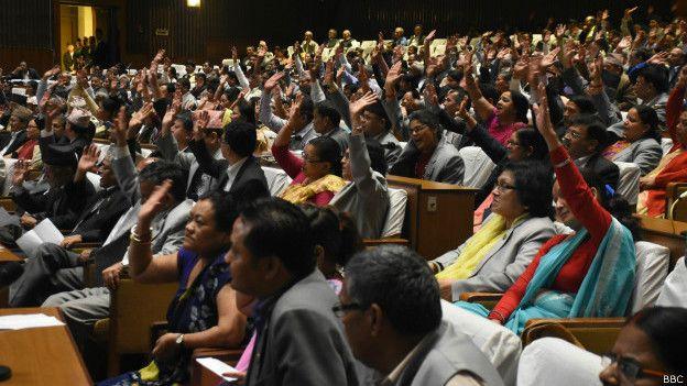 नेपाल की संविधान सभा