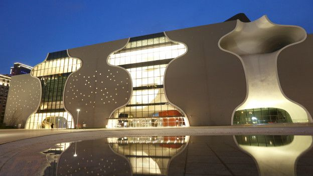 Teatro Nacional de Taichung