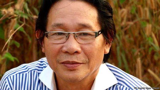 Nhà báo, blogger Huỳnh Ngọc Chênh