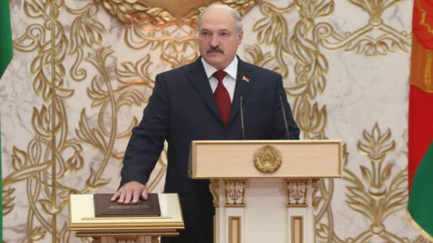 Tổng thống Belarus