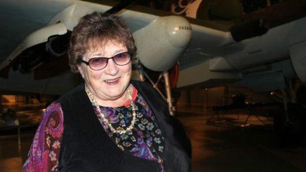 La escritora Olaug Bye Gamnes
