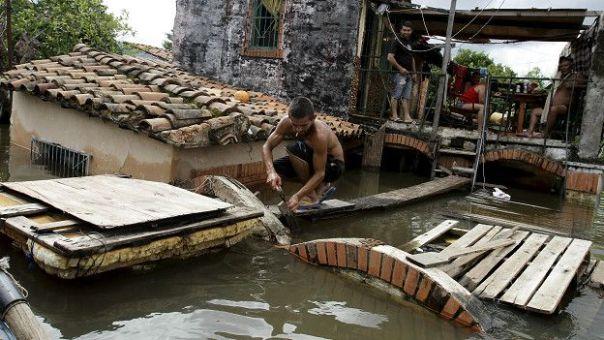 Evacuado Paraguay