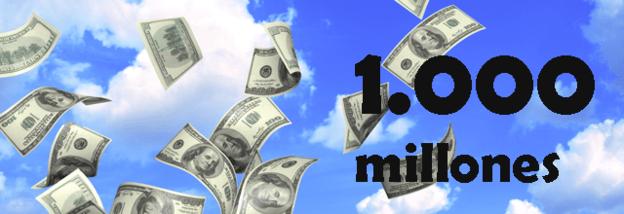1.000 millones