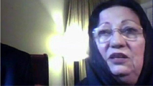 Bà Ghazala Khan