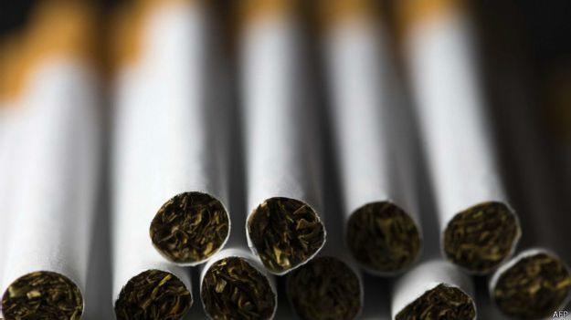 Cigarros (Foto: AFP)