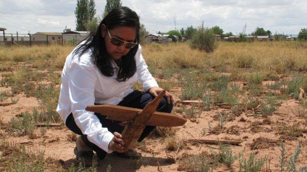 Cementerio navajo