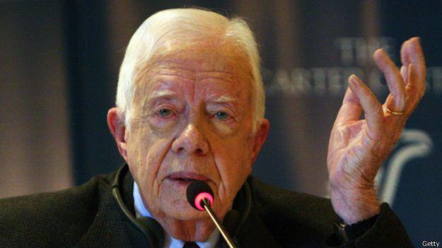 Cựu Tổng thống Mỹ Jimmy Carter