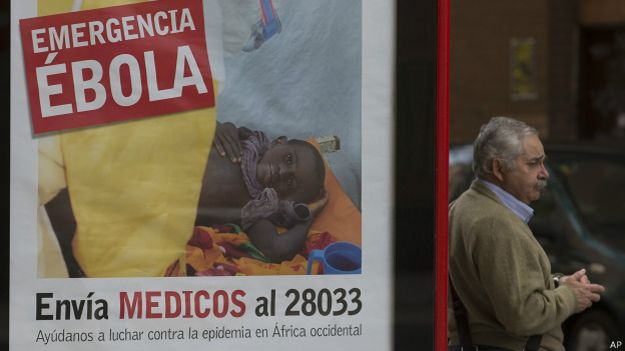 Llamado a apoyar el esfuerzo contra el ébola