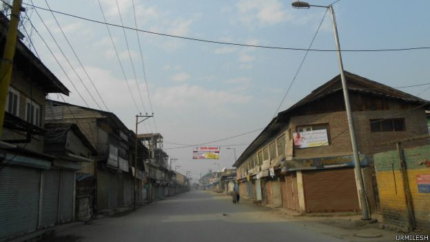 कश्मीर घाटी, कश्मीरी नौजवान