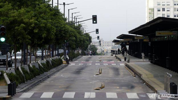 Huelga en Buenos Aires