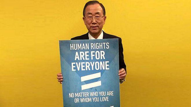 Ông Ban Ki-moon