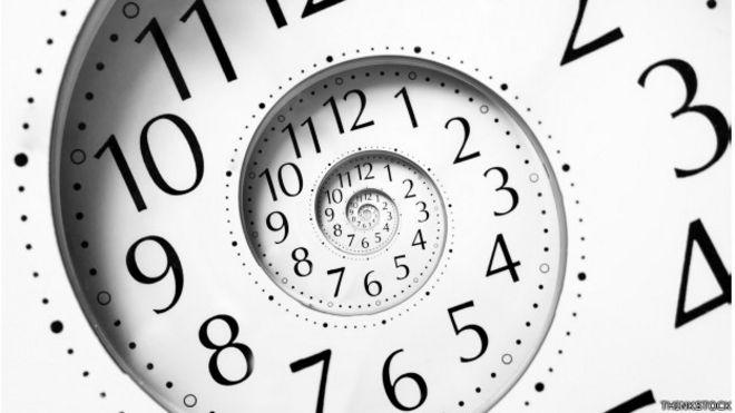"""Reloj """"infinito"""""""