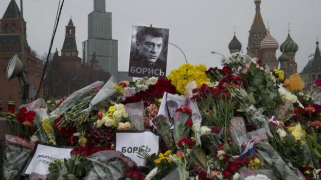 Борис Немцов был убит в непосредственной близости от Кремля