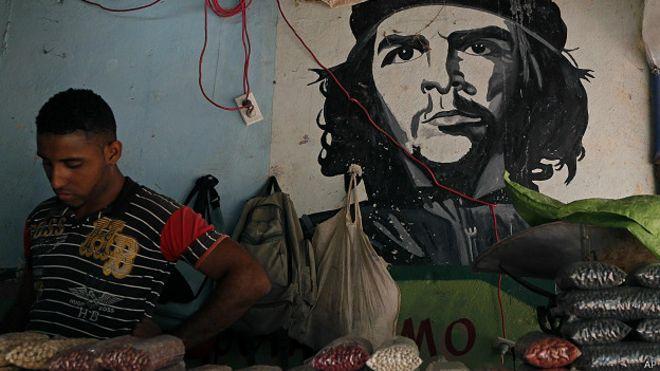 Trabajador cuba