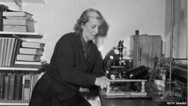 Dorothy Hodgkin