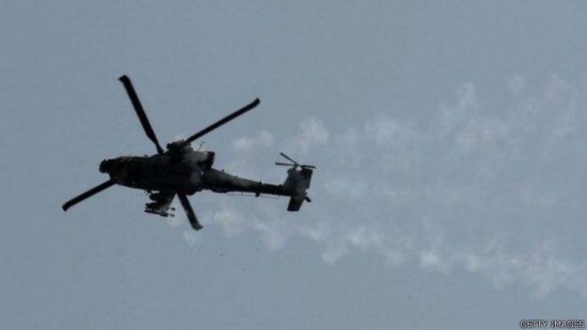 Удары с воздуха по своим происходят в Афганистане весьма регулярно