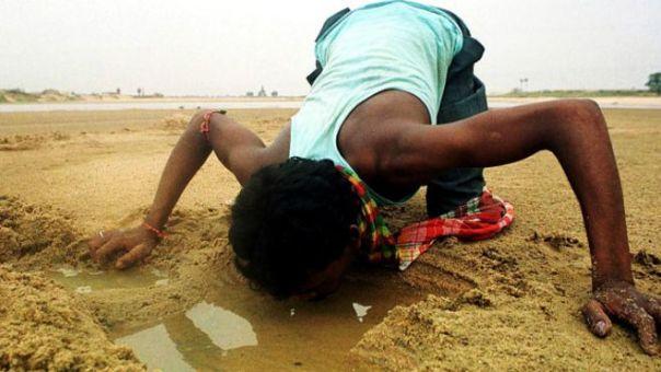 Casi 2.000 millones de personas vivirán con escasez de agua en una década, según Naciones Unidas.