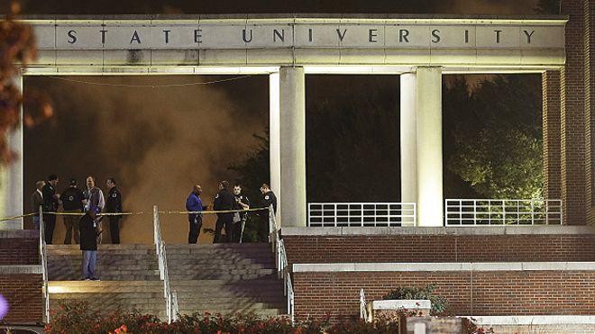 Campus de la Universidad Estatal de Tennessee