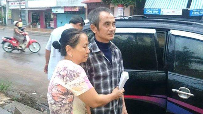 Ông Huỳnh Văn Nén được thả khỏi nhà tù