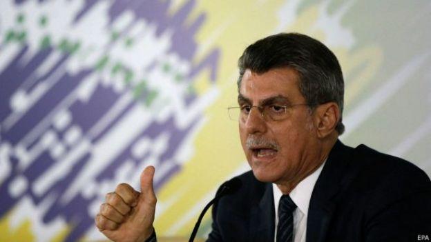 Ministro Romero Jucá