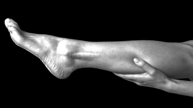 Pies en minuto calambres los aproximadamente en detener un los y piernas las