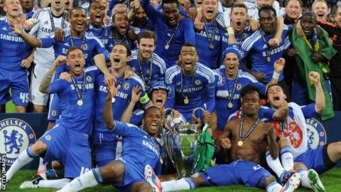 John Mikel Obi: From the Champions League final to the ...