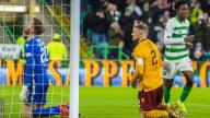 Richard Tait knocked in a second-half own goal to double Celtic's lead