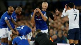 Everton v Tottenham