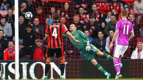 Image result for bournemouth 6-1 hull