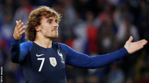 France international Griezmann will have a release clause of 800m euros (£717m) at Barcelona