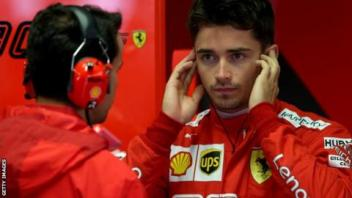 Charles Leclerc is fastest in the second practice, building on his victory in the Belgian Grand Prix last weekend